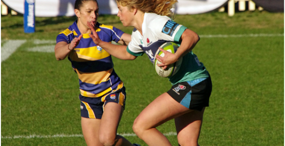 Why women's rugby is on the rise